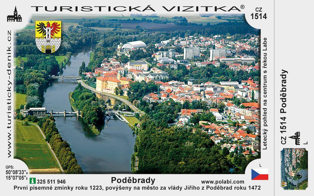 Město Poděbrady