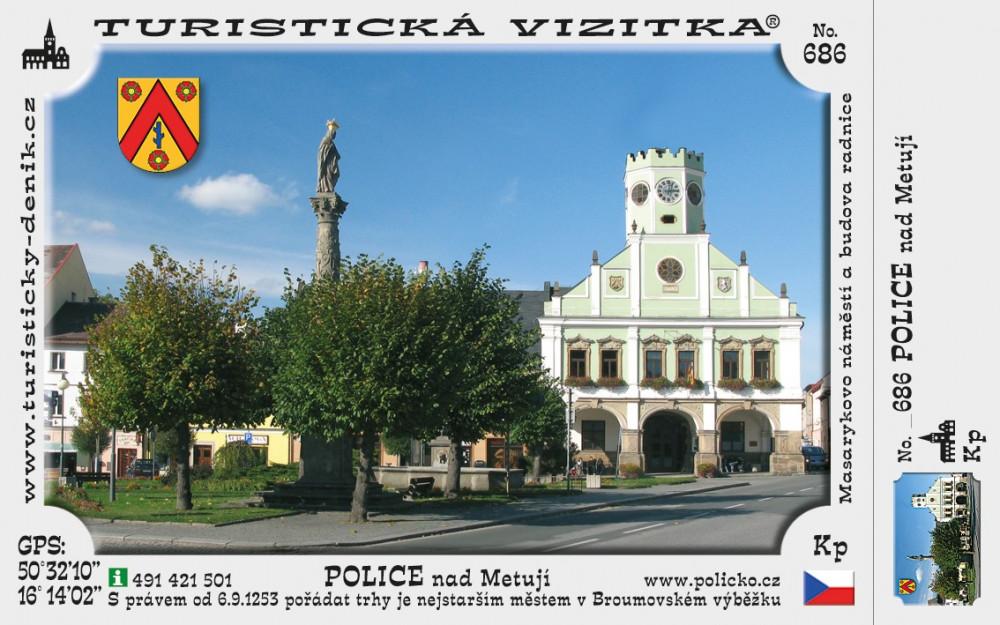 Police nad Metují