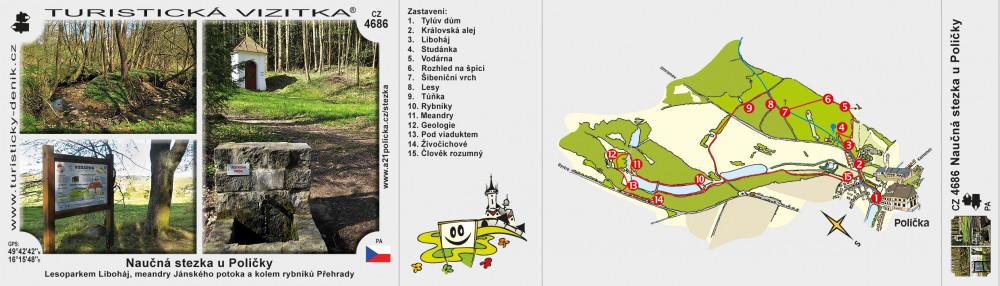 Naučná stezka u Poličky