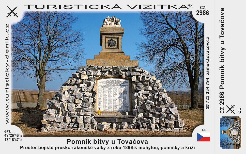 Pomník bitvy u Tovačova