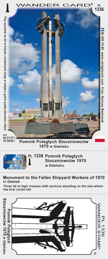 Pomnik Poległych Stoczniowców 1970