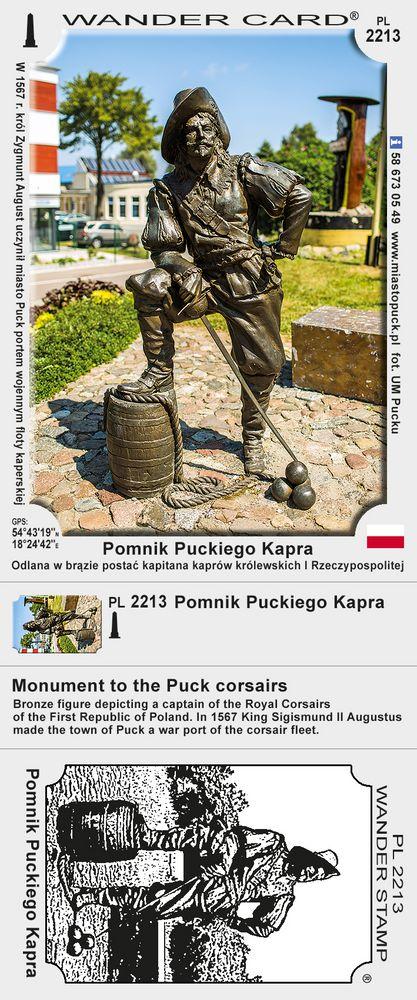Pomnik Puckiego Kapra
