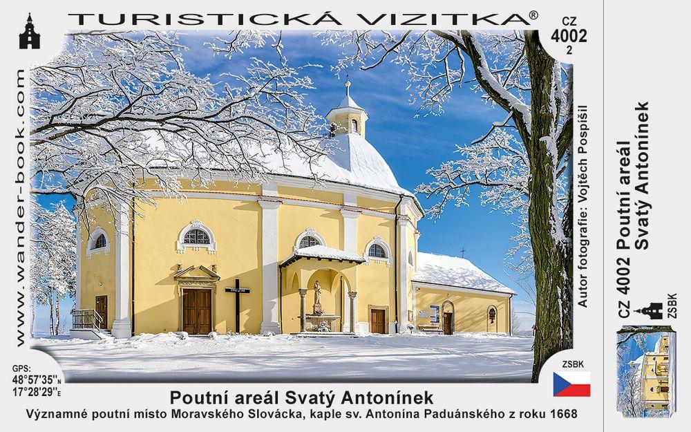 Poutní areál Svatý Antonínek