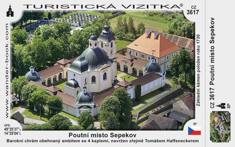Poutní místo Sepekov