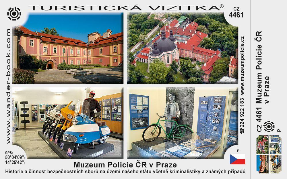 Praha muzeum policie
