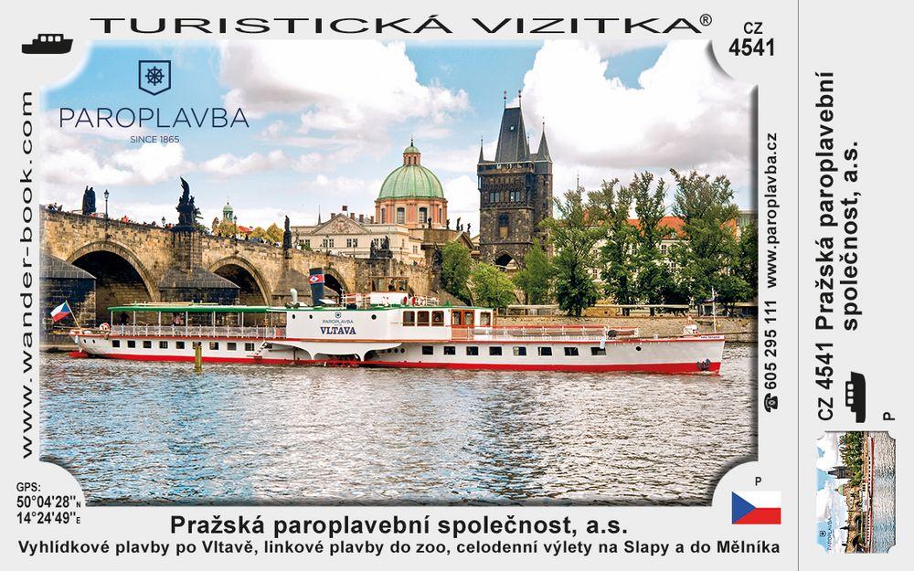 Praha paroplavba