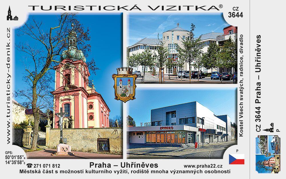Praha - Uhříněves