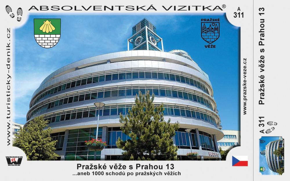 Pražské věže Praha 13