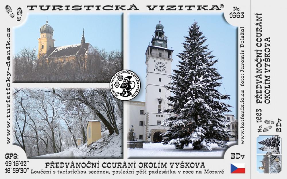 Předvánoční courání okolím Vyškova (12)