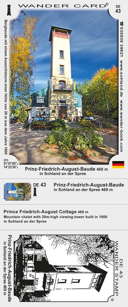 Prinz-Friedrich-August-Baude