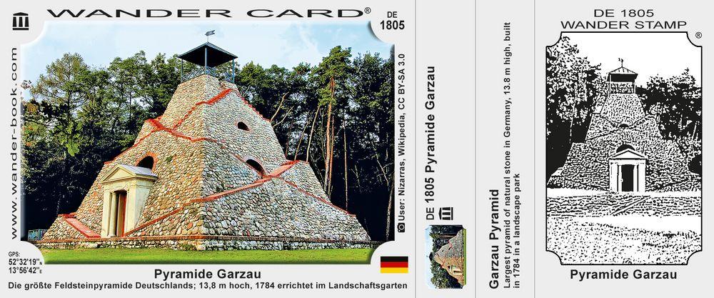 Pyramide Garzau