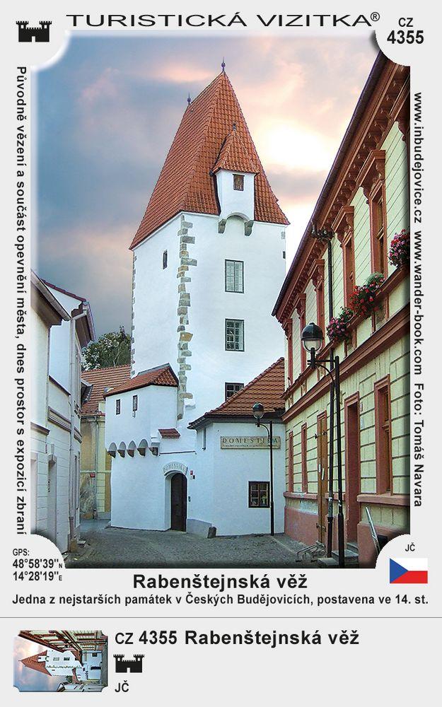 Rabenštejnská věž
