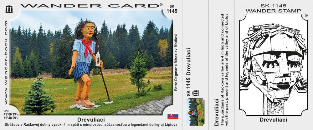 Rackova dolina Vysoke Tatry drevuliaci