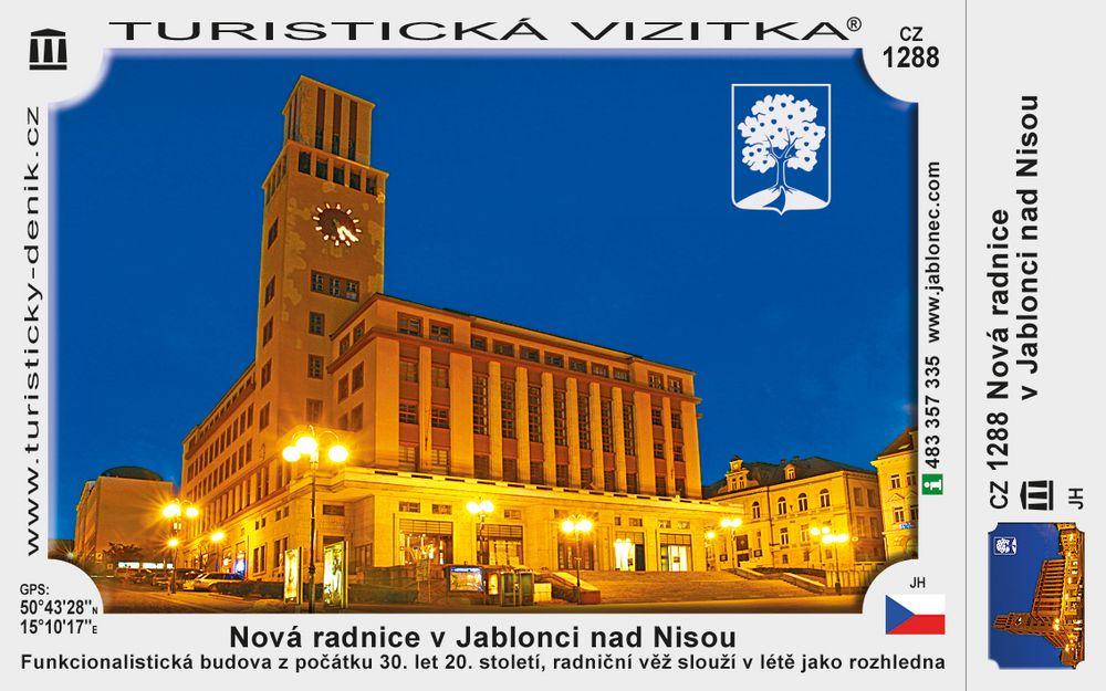 Radnice v Jablonci nad Nisou