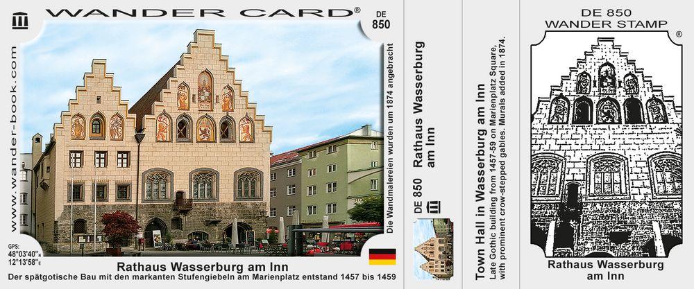 Rathaus Wasserburg am Inn