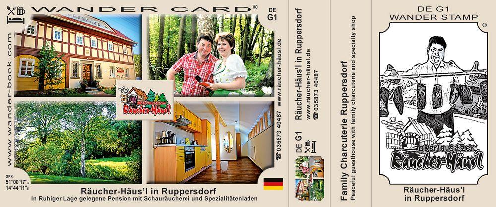 Räucher-Häus'l in Ruppersdorf
