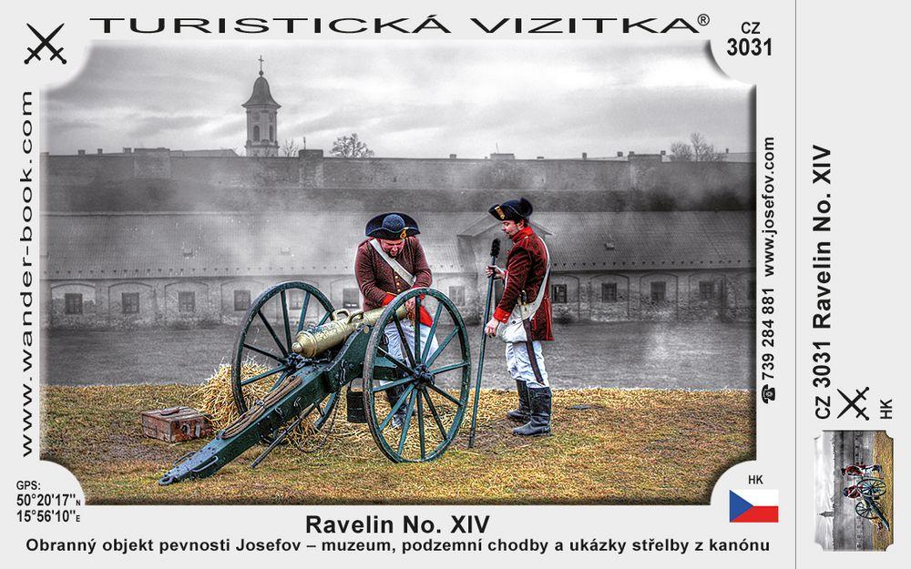 Ravelin no. XIV