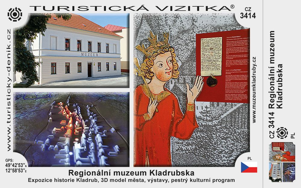 Regionální muzeum Kladrubska