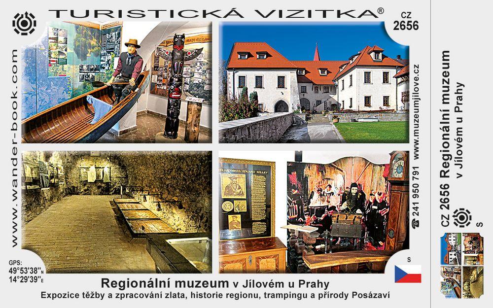 Regionální muzeum v Jílovém u Prahy
