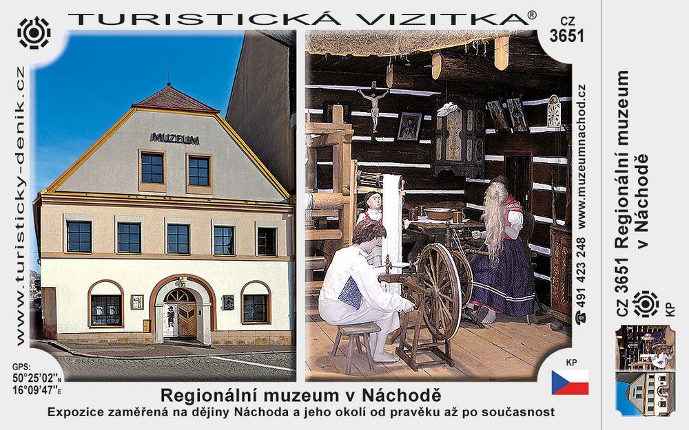 Regionální muzeum v Náchodě