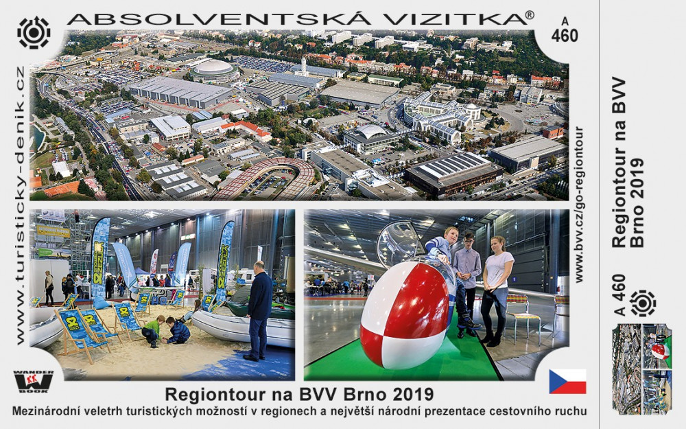 Regiontour na BVV Brno 2019