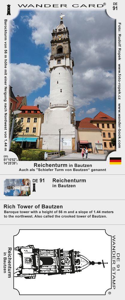 Reichenturm im Bautzen