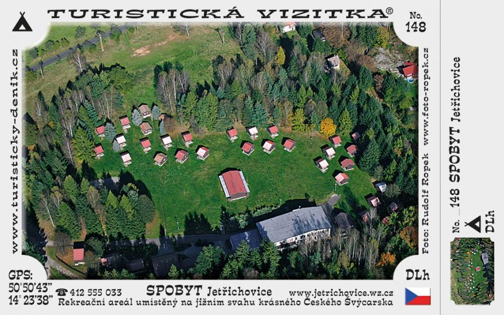 Rekr. areál Spobyt Jetřichovice