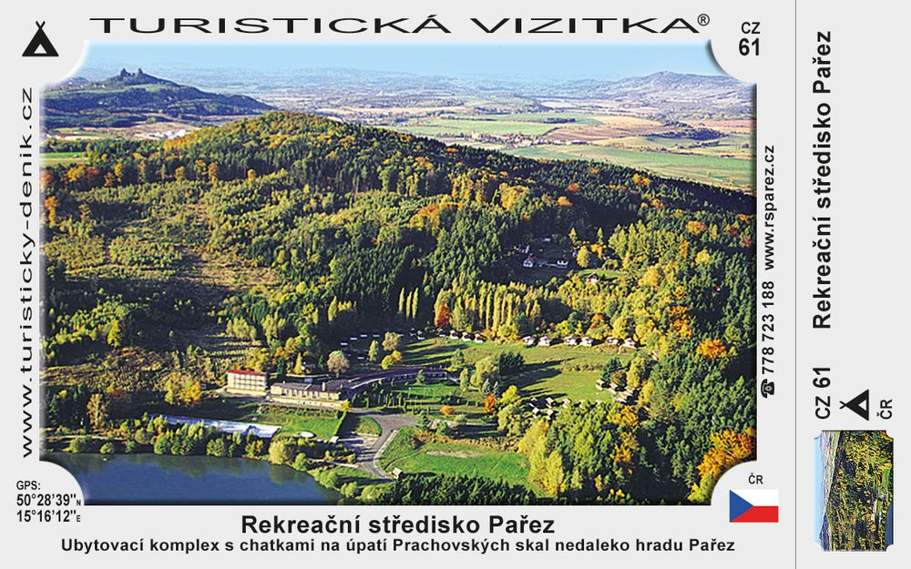 Rekreační areál Pařez