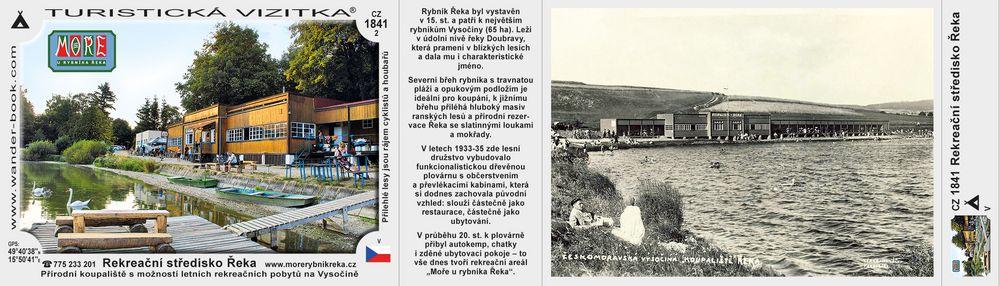 Rekreační středisko Řeka