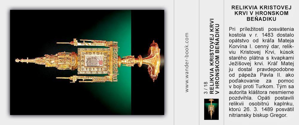 Relikvia Kristovej Krvi v Hronskom Beňadiku