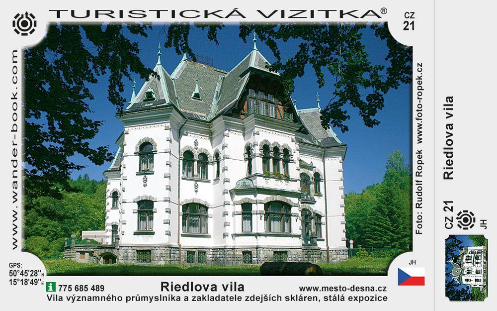 Riedlova vila
