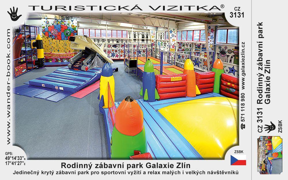 Rodinný zábavní park Galaxie Zlín