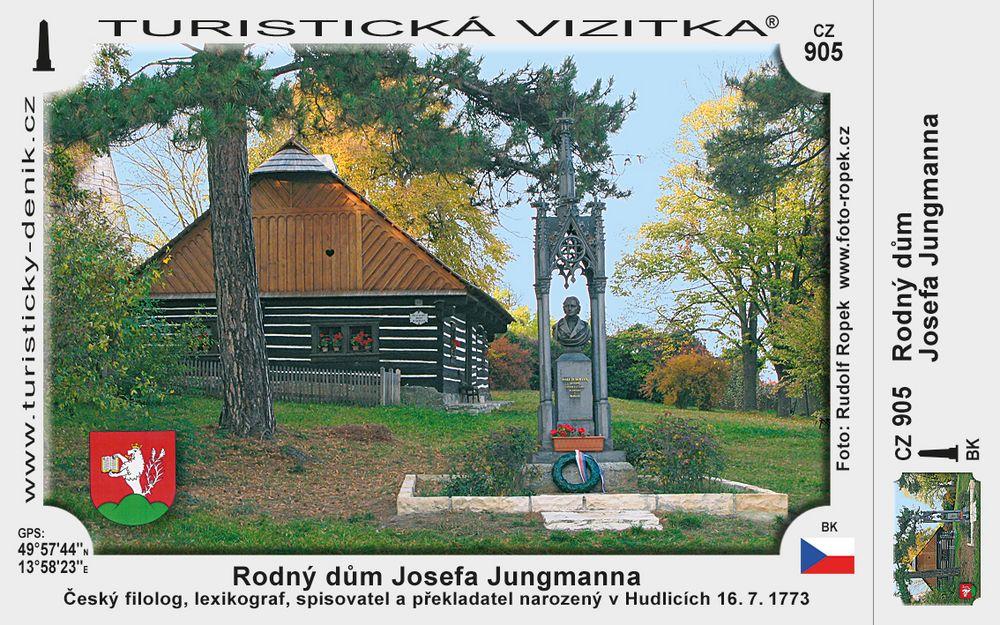 Rodný dům J.Jungmana, Hudlice