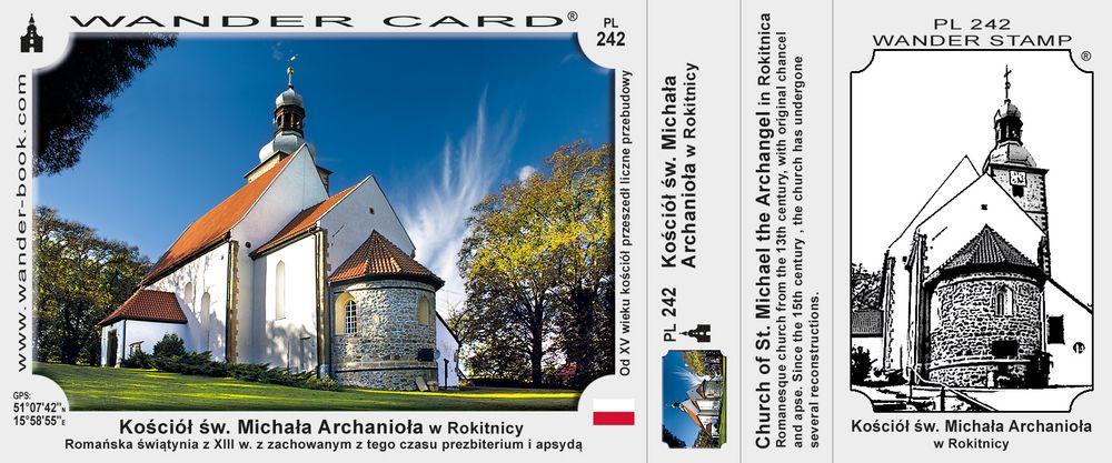 Rokitnica kościół św Michała Archanioła
