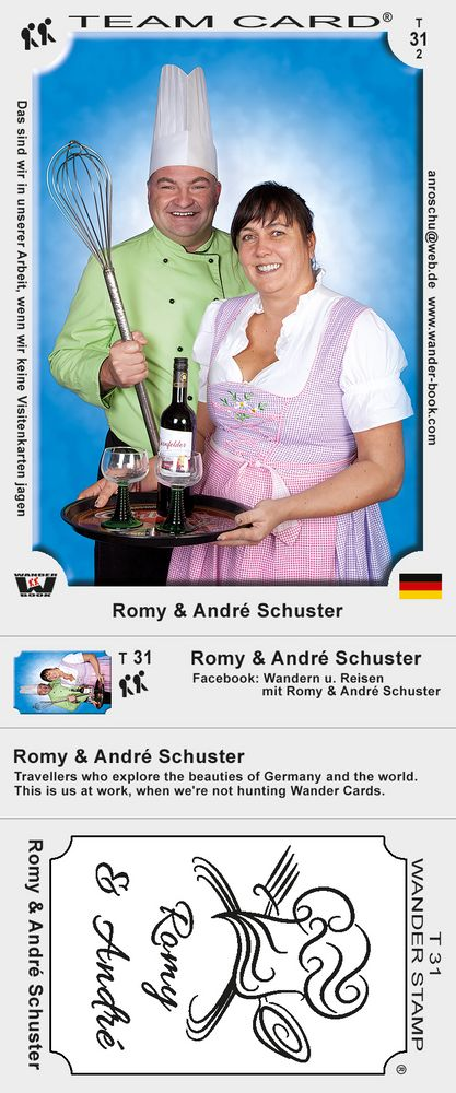 Romy & André Schuster