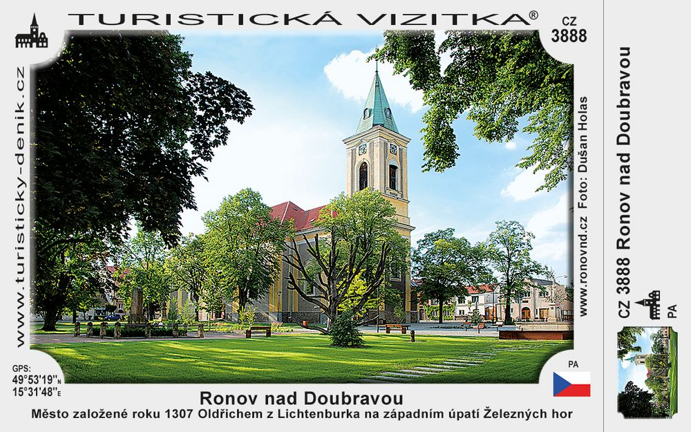 Ronov nad Doubravou