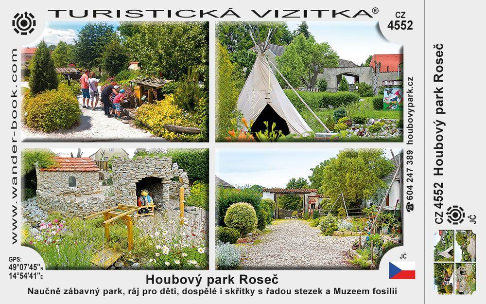 Roseč Houbový park
