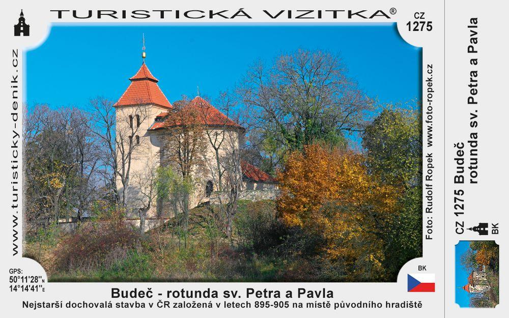 Rotunda sv. Petra a Pavla na Budči