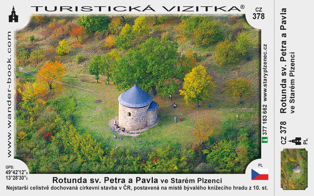 Rotunda ve Starém Plzenci