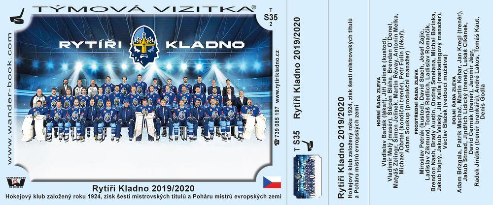Rytíři Kladno 2019/2020