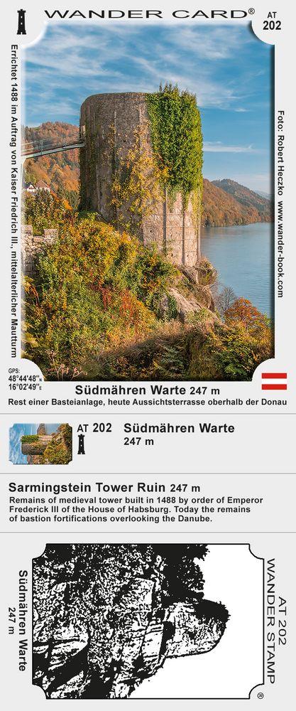 Turmruine Sarmingstein