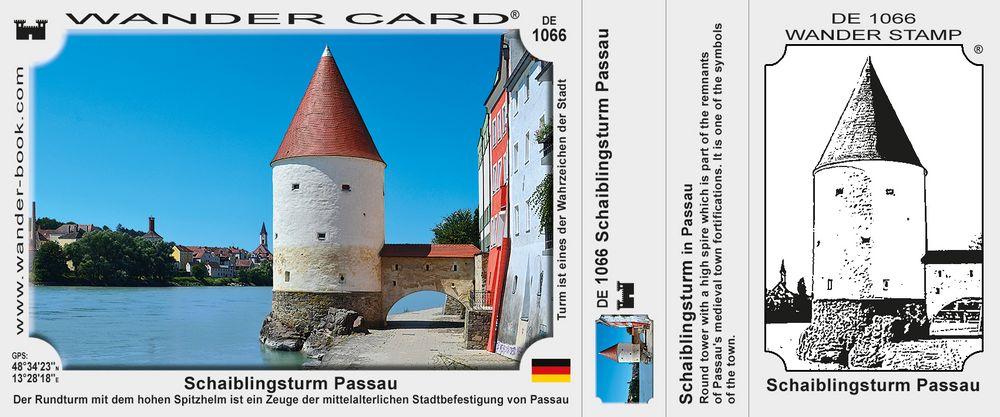 Schaiblingsturm Passau