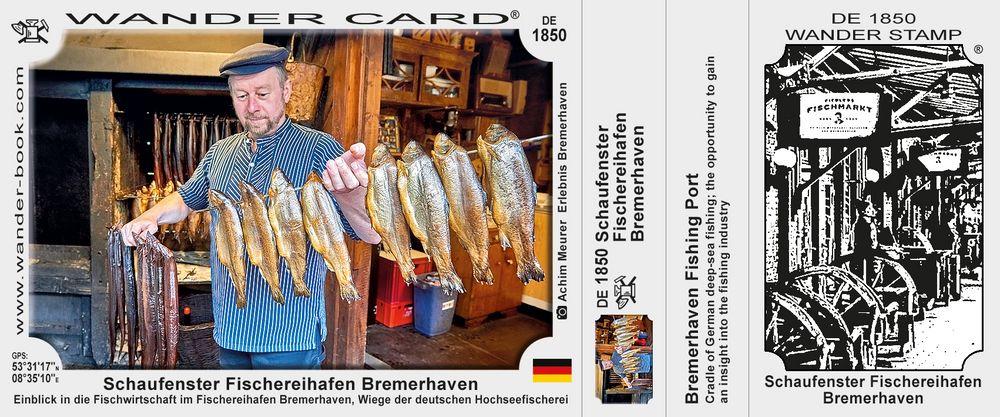 Schaufenster Fischereihafen Bremerhaven