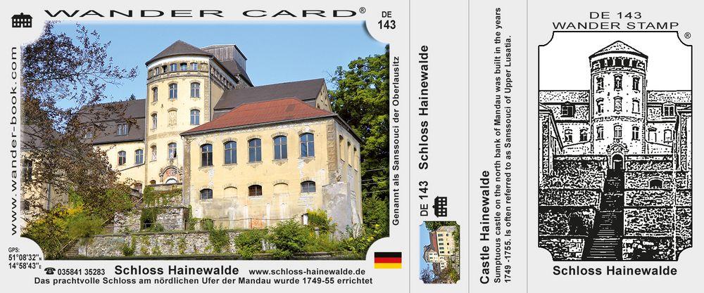 Schloss Hainewalde