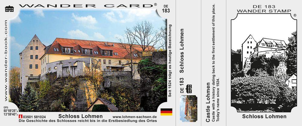 Schloss Lohmen