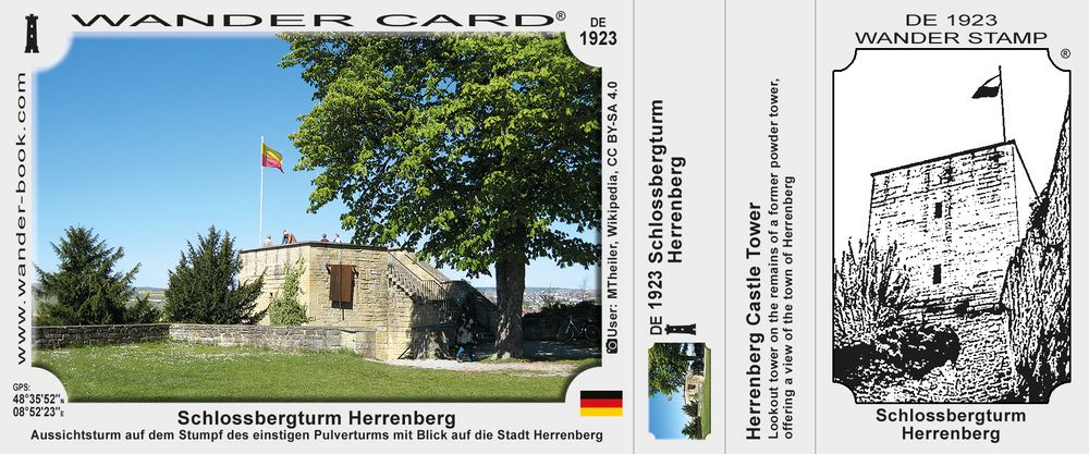 Schlossbergturm Herrenberg