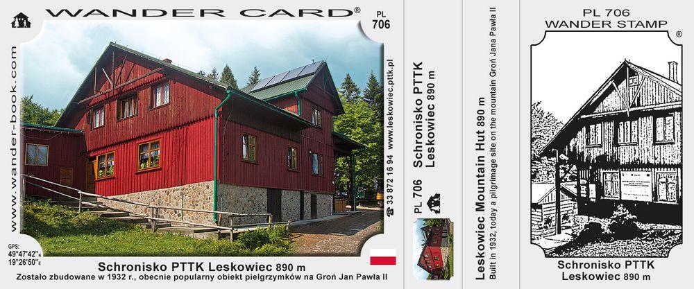 Schronisko PTTK Leskowiec