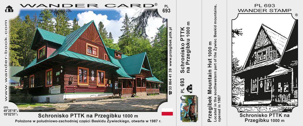 Schronisko PTTK na Przełęczy Przegibek