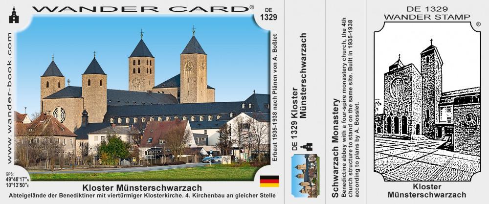 Kloster Münsterschwarzach