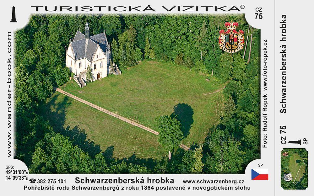 Schwarzenbergská hrobka u Orlíku nad Vltavou